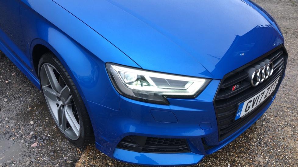 Audi S3 TFSI Quattro Black Edition Auto with Sunroof, Bang & Olufsen, Virtual Cockpit, Rear Sens & DAB image 21