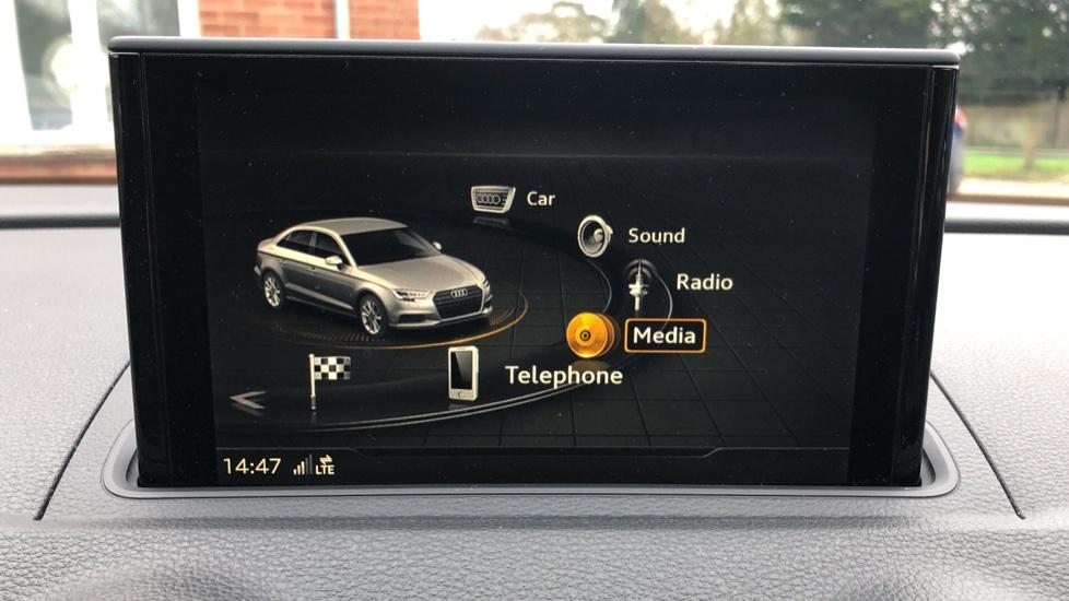 Audi S3 TFSI Quattro Black Edition Auto with Sunroof, Bang & Olufsen, Virtual Cockpit, Rear Sens & DAB image 25