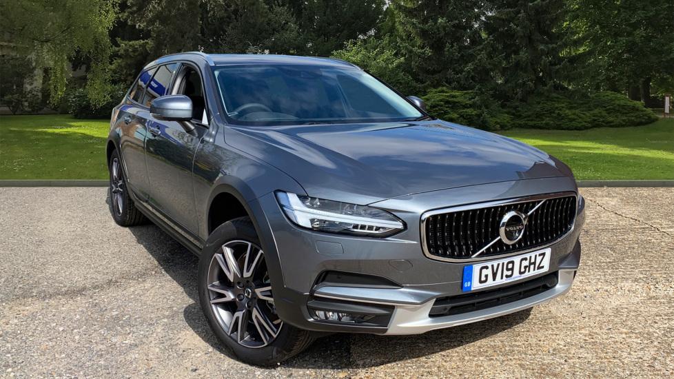 Volvo V90 2.0 T5 Cross Country Pro AWD Auto W. 360 Camera, Dark Tints & Smartphone  Automatic 5 door Estate (2019) image