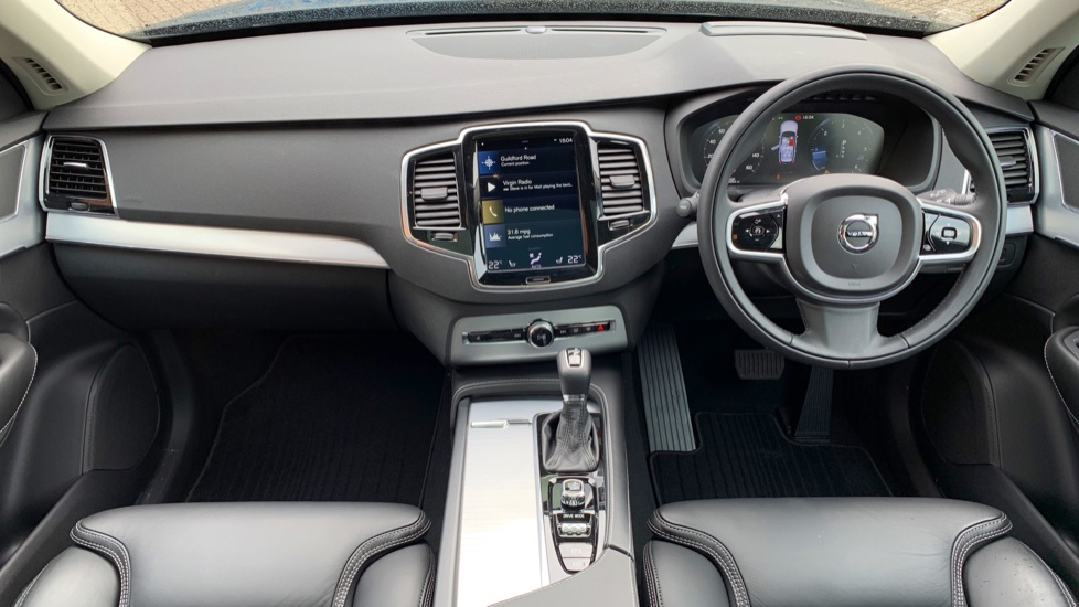 Volvo XC90 2.0 D5 PowerPulse Momentum Pro AWD Auto W. Xenium Pack, Front & Rear Park Assist image 6