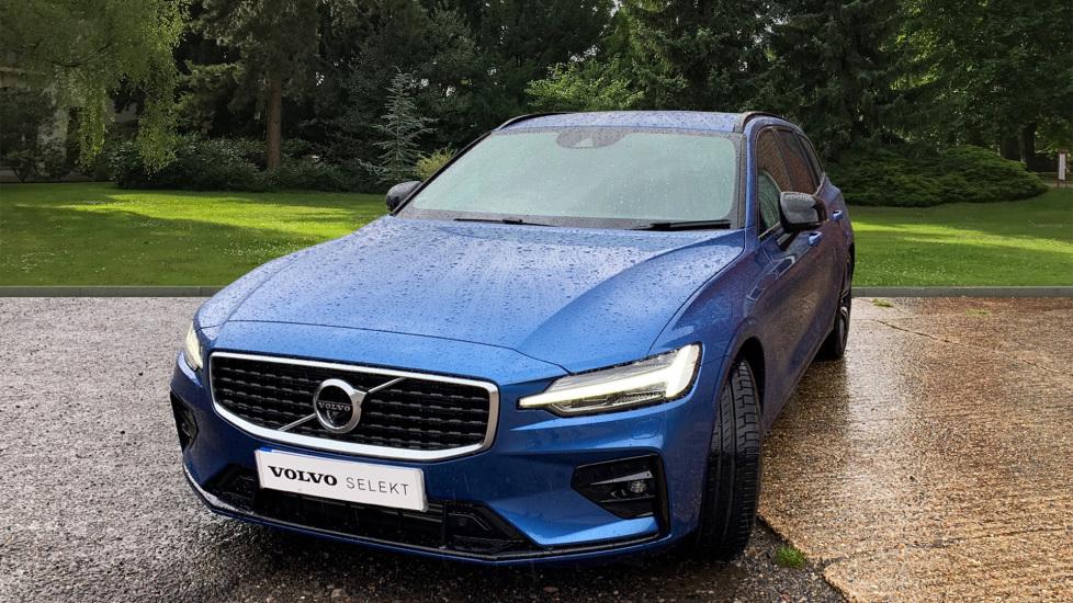 Volvo V60 2.0 T5 R Design Pro Auto W. Smartphone Integration, 360 Camera & Harmon kardon  image 9