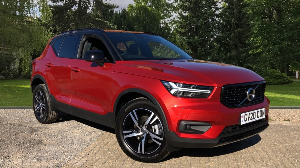 Volvo XC40 D3 R Design Auto, Winter & Winter Plus Packs, Convenience Pack, 360 Camera, Front Park Sensors 2.0 Diesel Automatic 5 door Estate (2020)