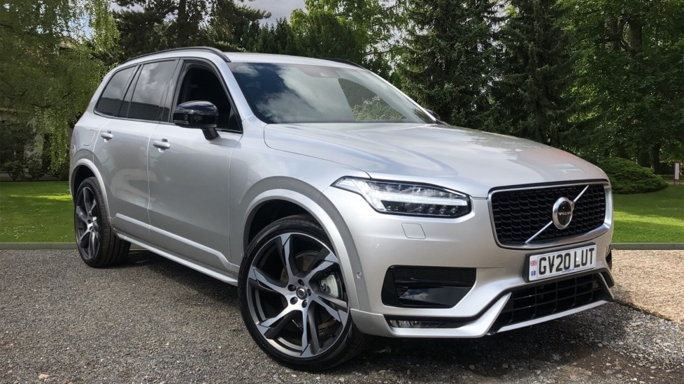 Volvo XC90 B6P R Design Pro AWD Auto, Xenium, Family & 7 Seat Comfort Pack, Sunroof, 360 Camera, BLIS 2.0 Petrol/Electric Automatic 5 door 4x4 (2020) image