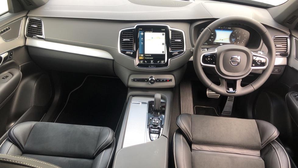 Volvo XC90 B6P R Design Pro AWD Auto, Xenium, Family & 7 Seat Comfort Pack, Sunroof, 360 Camera, BLIS image 11