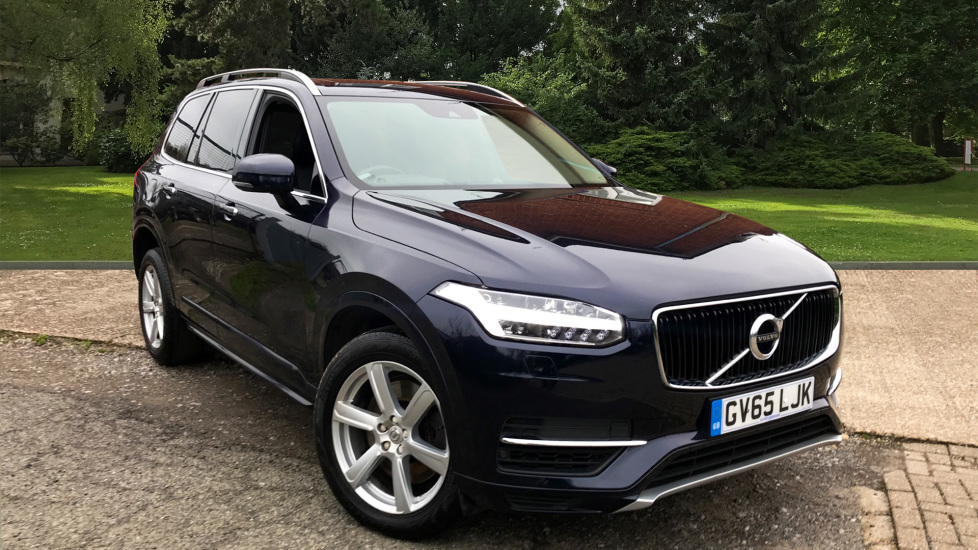 Volvo XC90 2.0 T8 Hybrid Momentum Auto W. Intellisafe Pro, Winter Pack & Apple Car Play Petrol/Electric Automatic 5 door Estate (2015) image