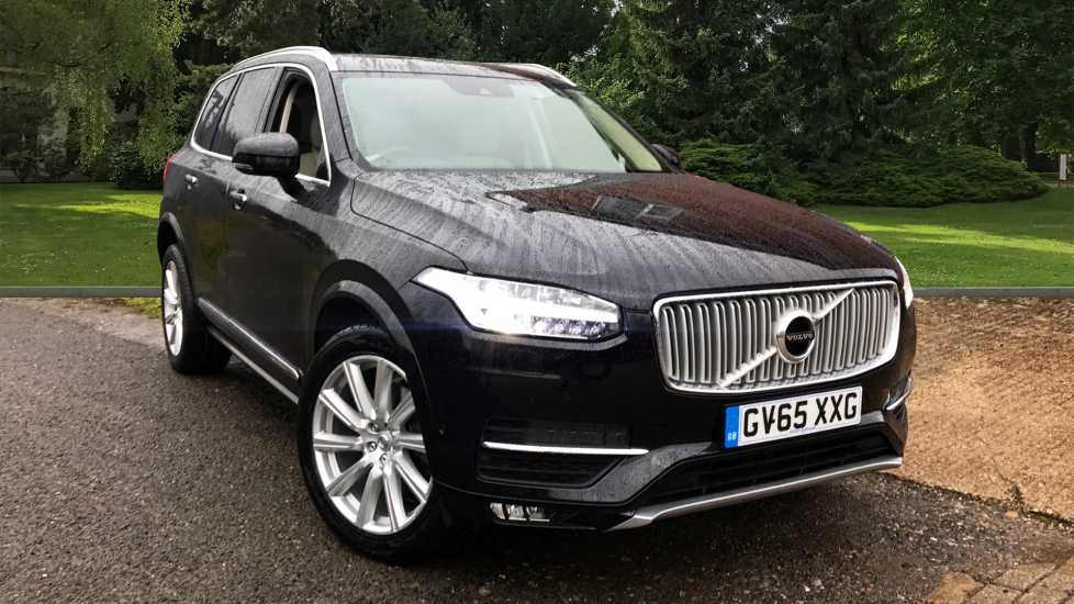 Volvo XC90 2.0 D5 Inscription AWD Auto With. Winter Pack, Rear Camera & Heated Rear Seats Diesel Automatic 5 door Estate (2015) image