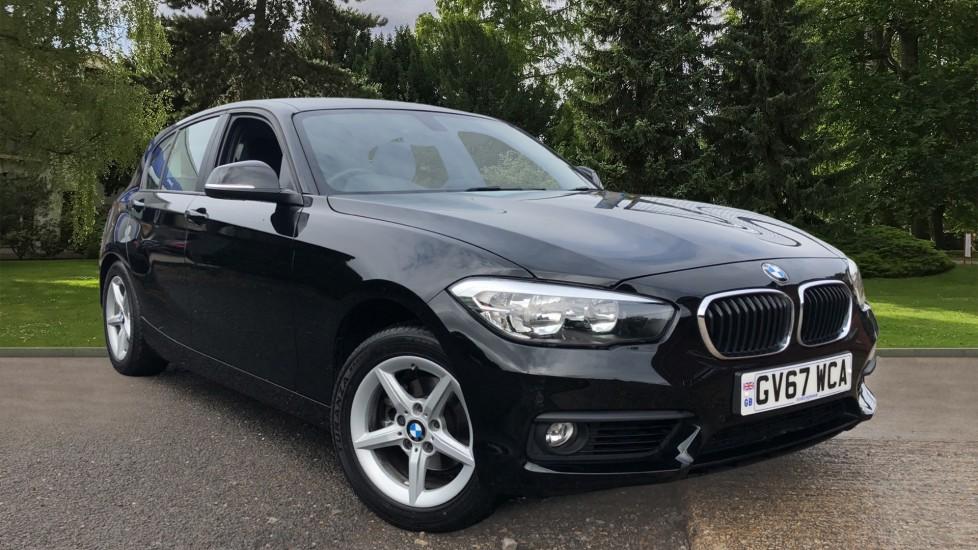 BMW 1-Series 118i SE 5dr Step Auto, Sat Nav, Front & Rear Parking Sensors, Bluetooth, USB, CD Player 1.5 Automatic Hatchback (2017)