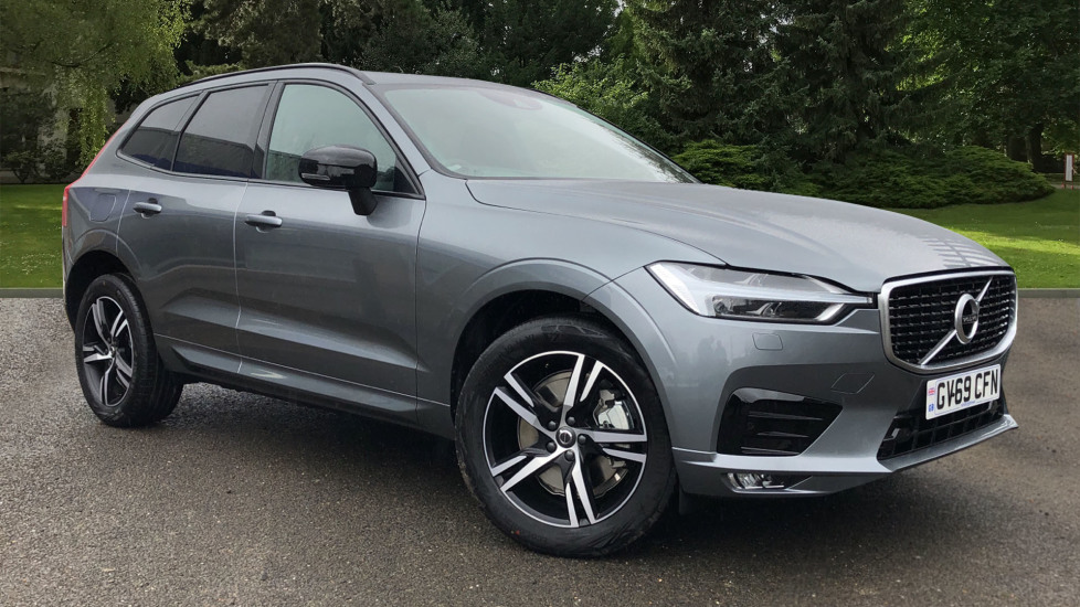 Volvo XC60 B4D Hybrid R Design AWD AT, Winter & Convenience Packs, Rr.Park Assist Camera, Tempa Spare 2.0 Diesel/Electric Automatic 5 door 4x4 (2020)