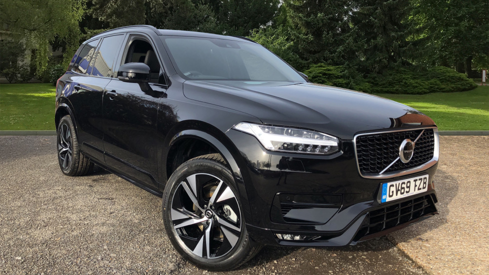 Volvo XC90 B5D Mild Hybrid R Design AWD AT, Winter & 7 Seat Comfort Pks, 360 Cam, 3 Pin Socket & BLIS 2.0 Diesel Automatic 5 door 4x4 (2020)