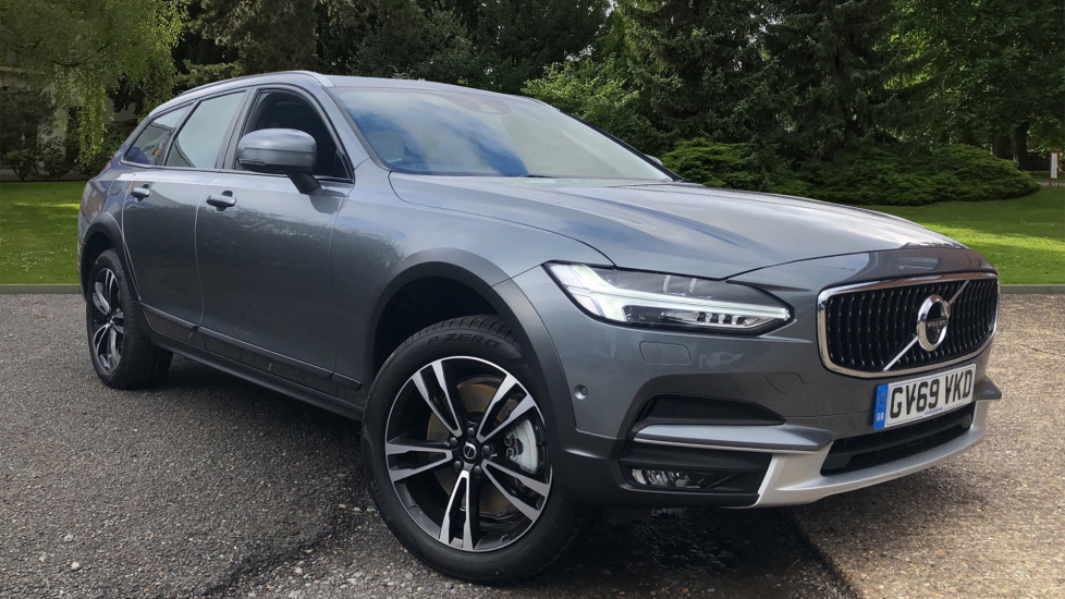 Volvo V90 T5 Cross Country Plus AWD AT, Xenium & Winter Pks, BLIS, Air Suspension, HK Audio, 360Cam 2.0 Automatic 5 door 4x4 (2020)