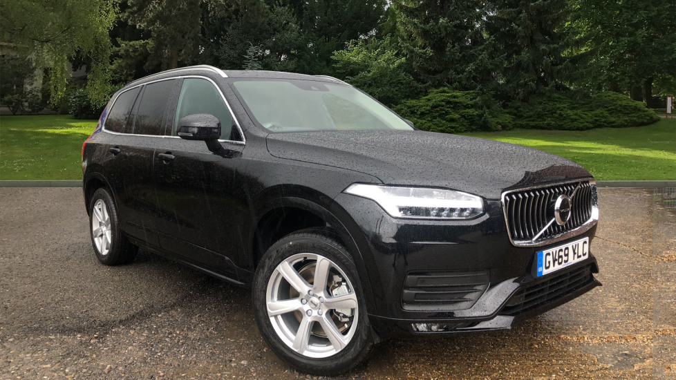 Volvo XC90 B5D Mild Hybrid Momentum AWD AT, 7 Seat Comfort Pk, 360 Cam, Privacy Glass, BLIS, 3 Pin Socket 2.0 Diesel/Electric Automatic 5 door 4x4 (2020)