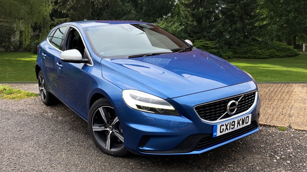 Volvo V40 T3 R Design Nav Plus Auto W. Winter Pack, Rear Parking Camera & DAB Radio 1.5 Automatic 5 door Hatchback (2019) at Volvo Horsham thumbnail image
