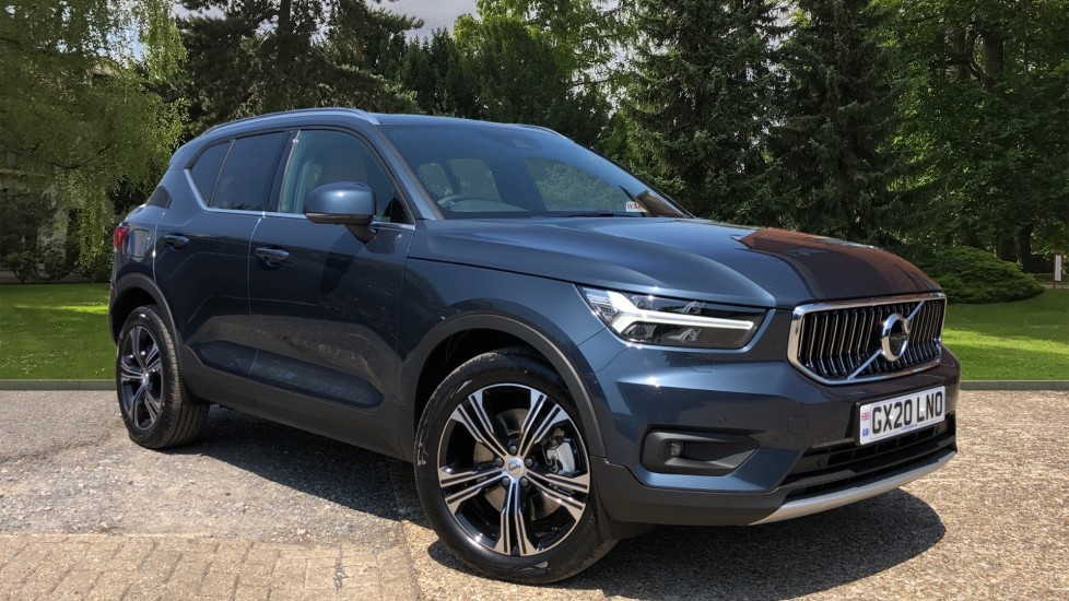 Volvo XC40 1.5 T5 Plug in Hybrid 262hp Inscription Pro Auto with Intellisafe Pro, 360 Cam, Tints, Pilot Assist Petrol/Electric Automatic 5 door Estate (2020) available from Volvo Gatwick thumbnail image
