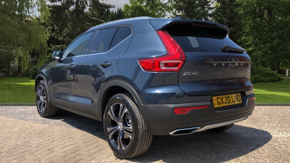 Volvo XC40 1.5 T5 Plug in Hybrid 262hp Inscription Pro Auto with Intellisafe Pro, 360 Cam, Tints, Pilot Assist image 3