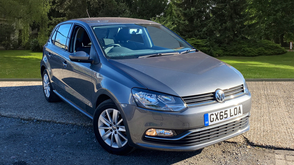 Volkswagen Polo 1.2 TSI SE DSG With. £1,280 Worth of Factory Extras, Heated Front Seats & DAB Radio Automatic 5 door Hatchback (2015) image