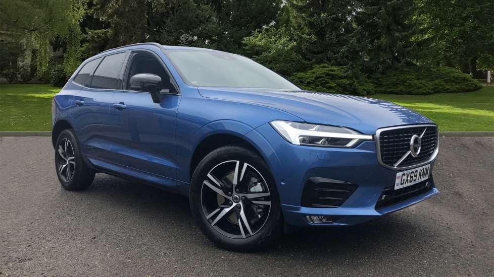 Volvo XC60 B5P Mild Hybrid R Design AWD AT, Xenium/Winter/Convenience Pks, BLIS 2.0 Petrol/Electric Automatic 5 door 4x4 (2020)