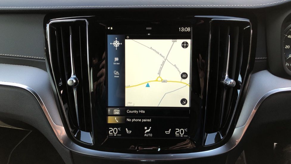 Volvo V60 T8 Hybrid Polestar Engineerd AWD Auto, Nav, Harman Kardon, Keyless Drive, Heated Screen image 5