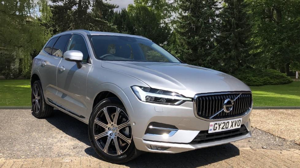 Volvo XC60 B5P Mild Hybrid Inscription Pro Auto, Xenium, Convenience & Family Packs, Sunroof & 360 Camera 2.0 Petrol/Electric Automatic 5 door Estate (2020)