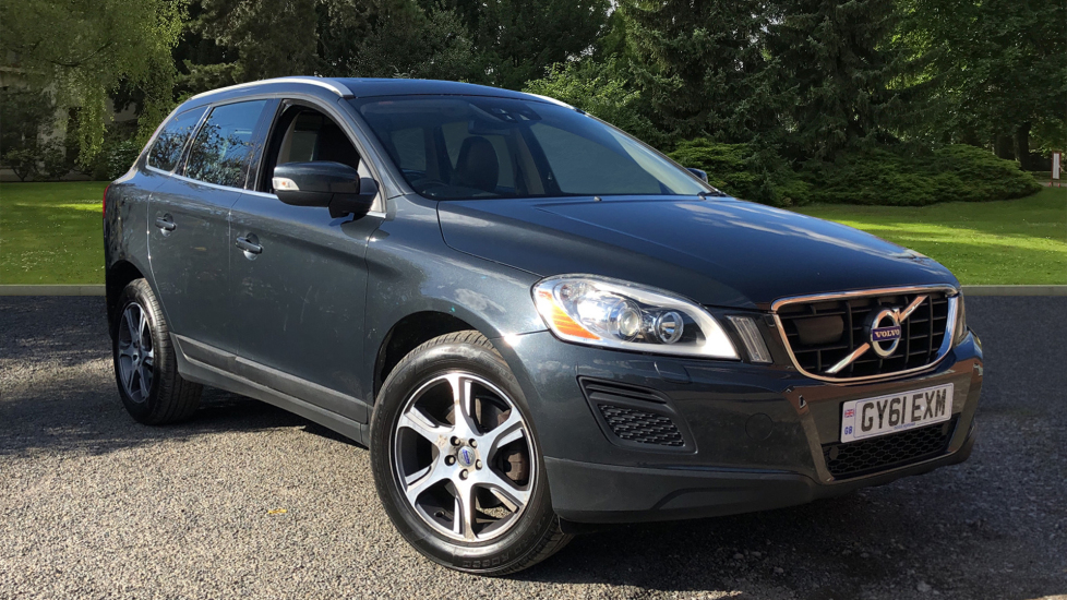 Volvo XC60 D5 SE Lux AWD AT, Drivers Support & Premium Pack, 18 Inch Alloys, Panoramic Roof, Heated Seats 2.4 Diesel Automatic 5 door 4x4 (2011) at Volvo Horsham thumbnail image