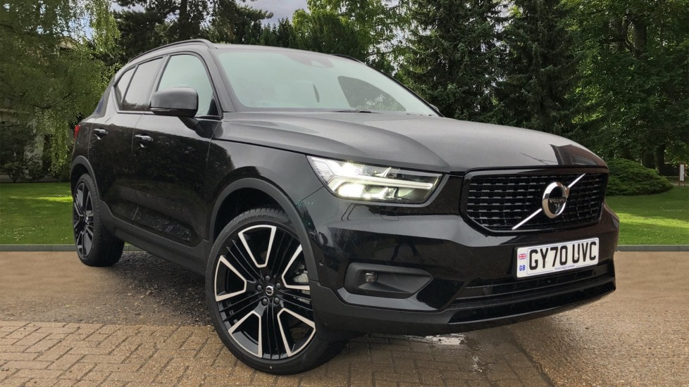 Volvo XC40 T5 Recharge PHEV R Design Pro Auto, Lounge, Climate & Driver Assist Packs, Sunroof, BLIS 1.5 Petrol/Electric Automatic 5 door Estate (2021) image