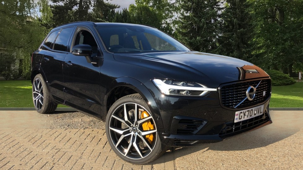 Volvo XC60 T8 Recharge PHEV Polestar Engine AWD Auto, Lounge, Tech, Versalitly, Climate & Driver Assist Packs 2.0 Petrol/Electric Automatic 5 door 4x4 (2021) at Volvo Horsham thumbnail image