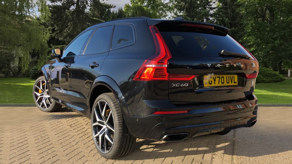 Volvo XC60 T8 Recharge PHEV Polestar AWD Auto with Lounge, Tech, Versatility, Climate & Driver Assist Packs image 5