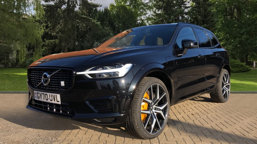 Volvo XC60 T8 Recharge PHEV Polestar AWD Auto with Lounge, Tech, Versatility, Climate & Driver Assist Packs image 4
