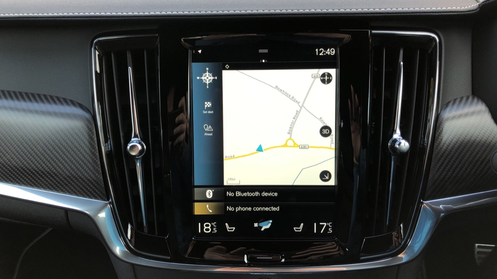 Volvo V90 D4 R Design Plus Auto, Nav, Winter Pack, Head Up Display, 360 Camera, BLIS, 20 Inch Alloys image 5