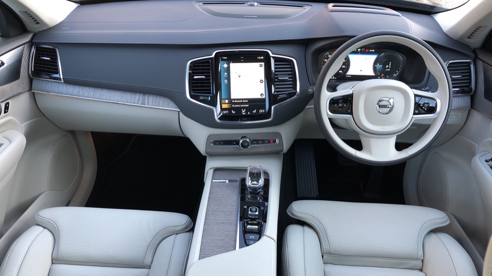 Volvo XC90 T8 Recharge PHEV Inscription Pro AWD Auto, Nav, Sunroof, Lounge, Tech, Climate & Driver Assist image 14