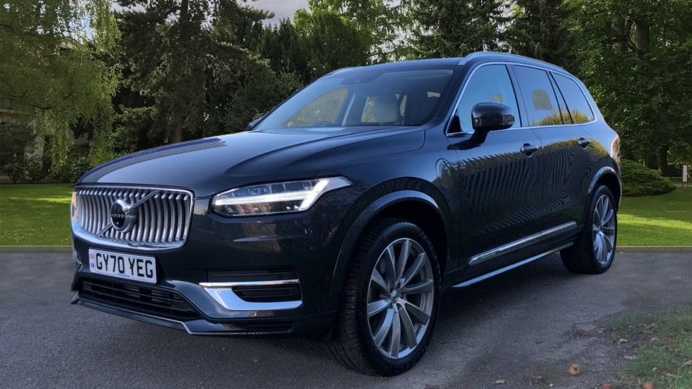 Volvo XC90 T8 Recharge PHEV Inscription Pro AWD Auto, Nav, Sunroof, Lounge, Tech, Climate & Driver Assist image 4