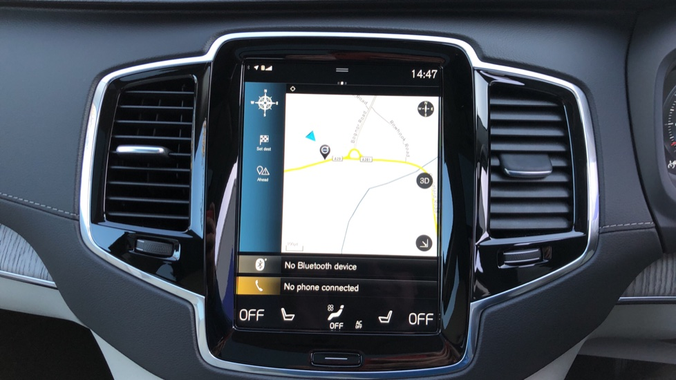 Volvo XC90 T8 Recharge PHEV Inscription Pro AWD Auto, Nav, Sunroof, Lounge, Tech, Climate & Driver Assist image 6