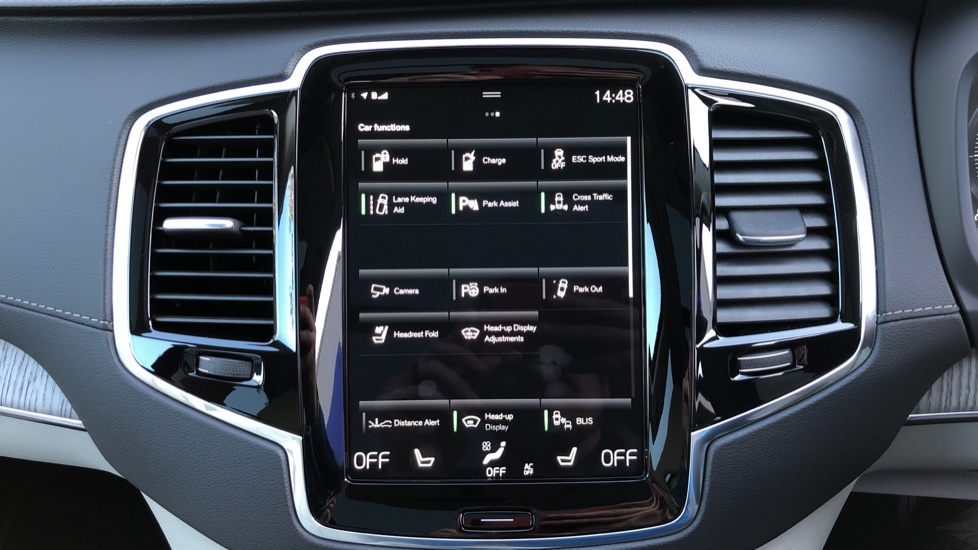 Volvo XC90 T8 Recharge PHEV Inscription Pro AWD Auto, Nav, Sunroof, Lounge, Tech, Climate & Driver Assist image 38