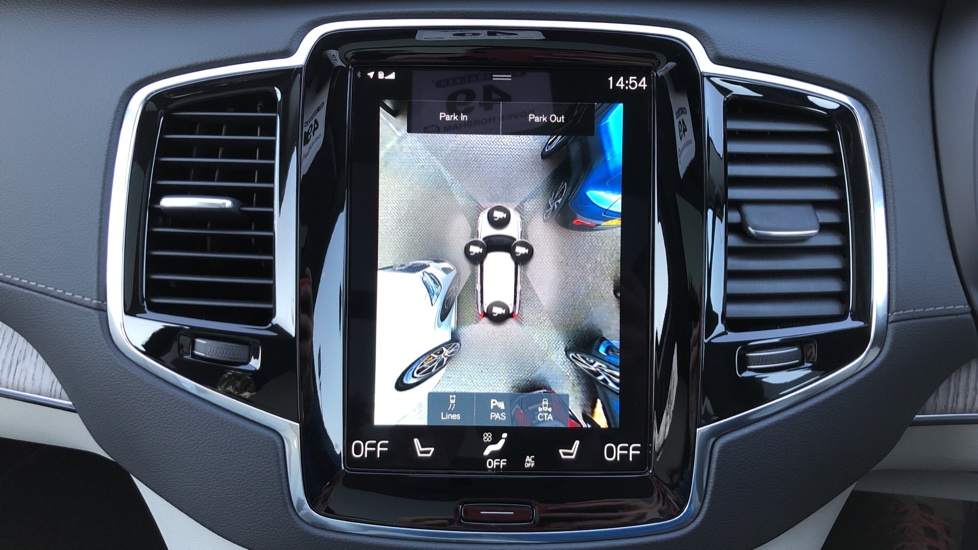 Volvo XC90 T8 Recharge PHEV Inscription Pro AWD Auto, Nav, Sunroof, Lounge, Tech, Climate & Driver Assist image 12