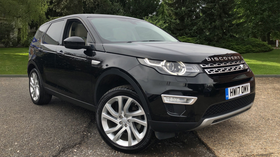 Land Rover Discovery Sport 2.0 TD4 180 HSE Luxury Auto, Heated Screen & Steering Wheel, Nav, 7 Seats, Panoramic Roof, DAB Diesel Automatic 5 door 4x4 (2017)