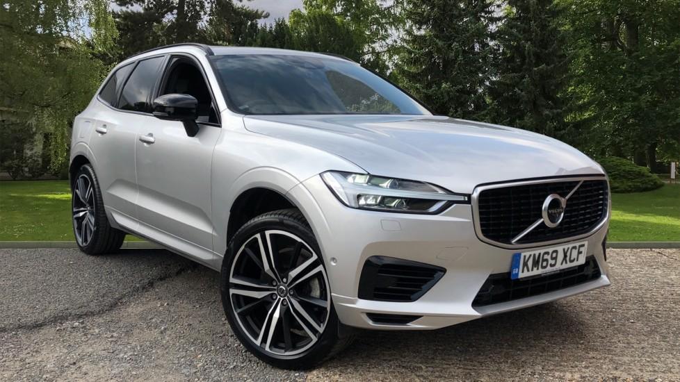 Volvo XC60 T8 Hybrid R Design Pro AWD Auto, Xenium Pack, Intellisafe Pro, Sunroof, 360 Camera, Adaptive Cruise 2.0 Petrol/Electric Automatic 5 door 4x4 (2019)