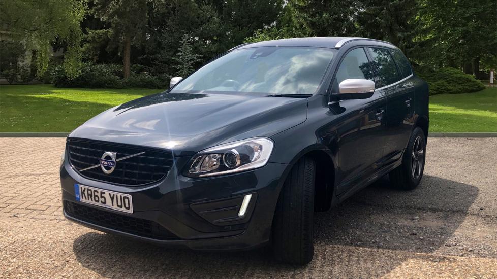 Volvo XC60 D4 R Design Lux Nav Auto With  Sensus Navigation, Rear Park  Assist & Performance Sound 2 0 Diesel Automatic 5 door Estate (2015)  available