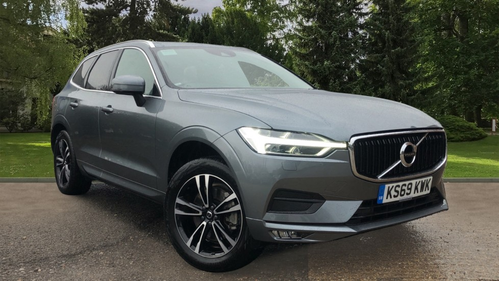 Volvo XC60 B4D Mild Hybrid Momentum Pro AWD Auto, Family & Convenience Packs, Smartphone, Heated Screen 22.0 Diesel/Electric Automatic 5 door 4x4 (2019) available from Land Rover Swindon thumbnail image