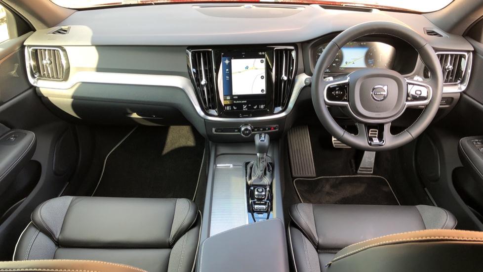 Volvo V60 T5 R Design Plus Auto, Xenium, Convenience, Winter & IntelliPro Packs, Sunroof, 360 Camera image 12