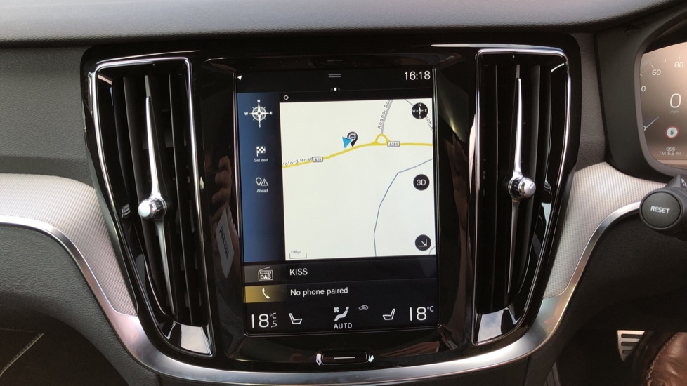 Volvo V60 T5 R Design Plus Auto, Xenium, Convenience, Winter & IntelliPro Packs, Sunroof, 360 Camera image 6
