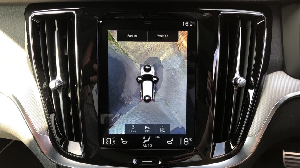 Volvo V60 T5 R Design Plus Auto, Xenium, Convenience, Winter & IntelliPro Packs, Sunroof, 360 Camera image 9