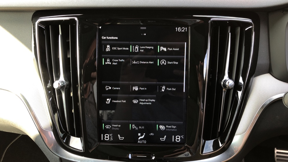 Volvo V60 T5 R Design Plus Auto, Xenium, Convenience, Winter & IntelliPro Packs, Sunroof, 360 Camera image 25