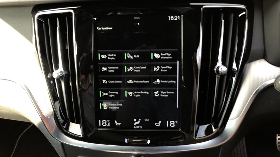 Volvo V60 T5 R Design Plus Auto, Xenium, Convenience, Winter & IntelliPro Packs, Sunroof, 360 Camera image 26