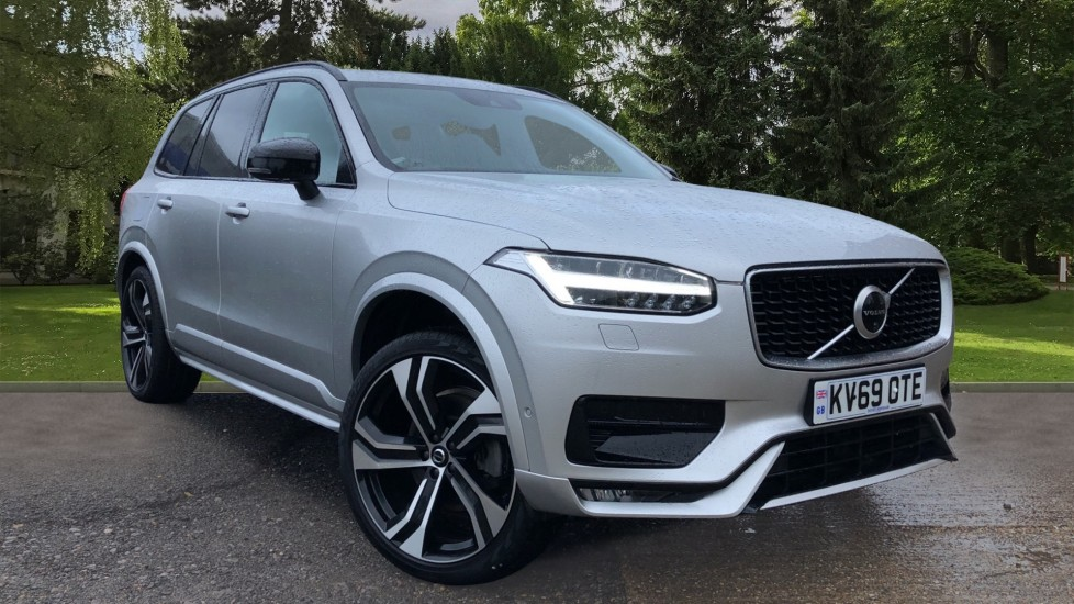 Volvo XC90 T5 Petrol AWD R Design Pro Nav Auto, with Xenium & 7 Seat Comfort Packs, Pan Roof, 360 Camera & BLIS 2.0 Automatic 5 door 4x4 (2019) image