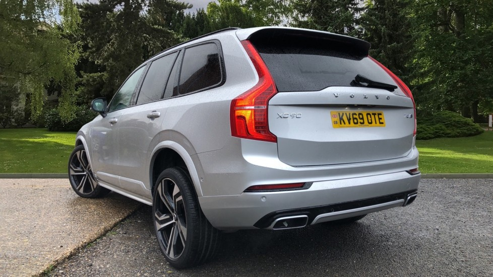 Volvo XC90 T5 Petrol AWD R Design Pro Nav Auto, with Xenium & 7 Seat Comfort Packs, Pan Roof, 360 Camera & BLIS image 4