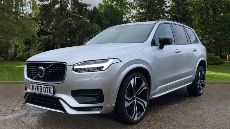 Volvo XC90 T5 Petrol AWD R Design Pro Nav Auto, with Xenium & 7 Seat Comfort Packs, Pan Roof, 360 Camera & BLIS image 3