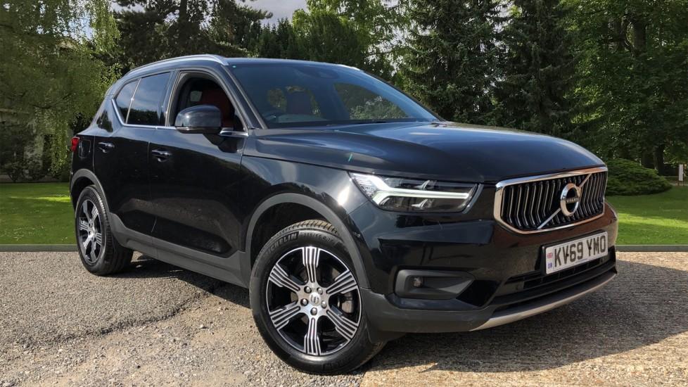 Volvo XC40 T4 Inscription Auto, Winter Pack, Heated Screen, Rear Camera, Smartphone integration, Tints 2.0 Automatic 5 door Estate (2019)