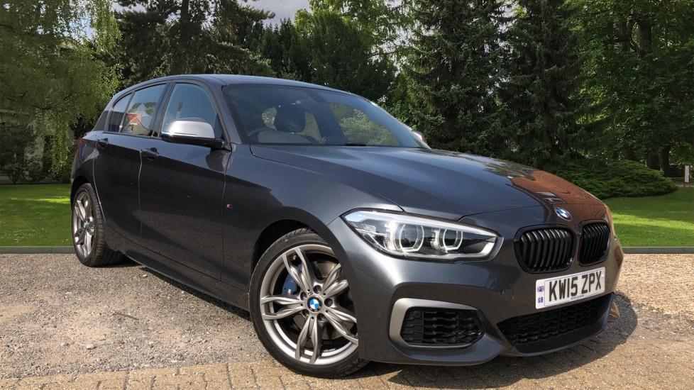BMW 1 Series M135i Auto, Navigation, Adaptive M Sport Suspension, Front & Rear Park Sensors, Heated Seats 3.0 Automatic 5 door Hatchback (2015)
