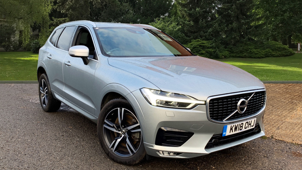 Volvo XC60 2.0 D4 R Design AWD Auto W. Winter Pack, Smartphone Integration & Tempa Spare Wheel  Diesel Automatic 5 door Estate (2018)