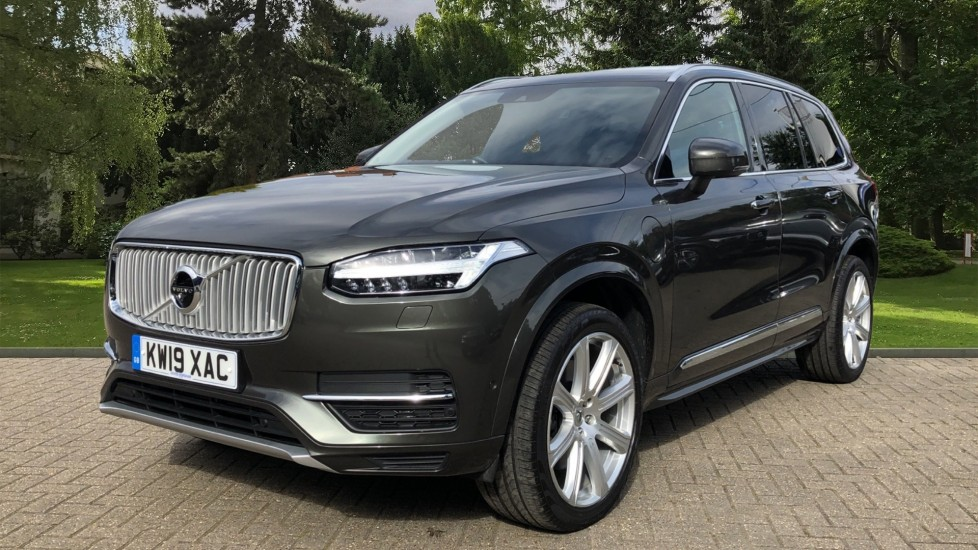 Volvo XC90 T8 Plug In Hybrid Inscription Pro AWD AT, Xenium Pk, S/Phone Intg, Air Susp, BLIS, Pano Roof, Tints image 3