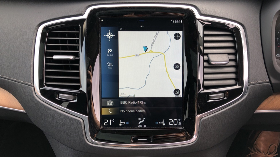 Volvo XC90 T8 Plug In Hybrid Inscription Pro AWD AT, Xenium Pk, S/Phone Intg, Air Susp, BLIS, Pano Roof, Tints image 6